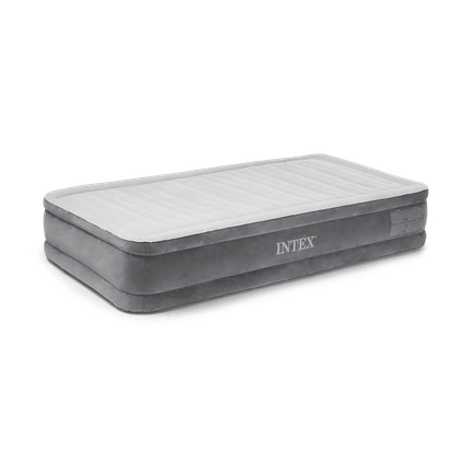 Dura-Beam Mid-Rise Airbed with Built-in Electric Pump, Twin