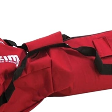 Eskimo Ice Fishing Auger and Bit Gear Carry Bag with Straps