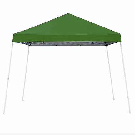 Z-Shade  sc 1 st  Spreetail & Z-Shade Instant 10 x 10-Foot Angled-Leg Outdoor Canopy Green ...