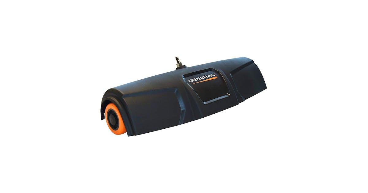 Generac 4000 Psi 18 Inch 5 Nozzle Rolling Power Broom