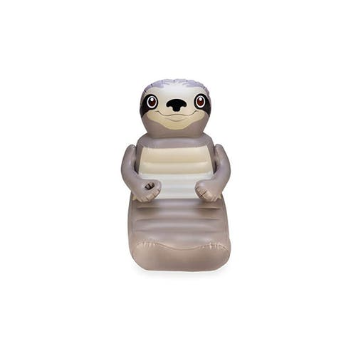 SwimWays Huggable Over-Sized Sloth Pool Float with Cup ...