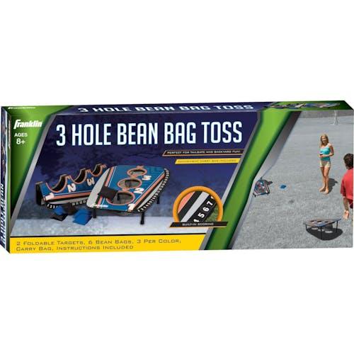 Cool Franklin Sports 3 Hole Cornhole Bean Bag Toss Lawn Game Machost Co Dining Chair Design Ideas Machostcouk