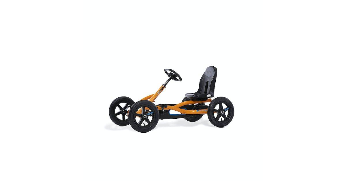 BERG Toys Buddy Racing Adjustable Pedal-Powered Go-Kart