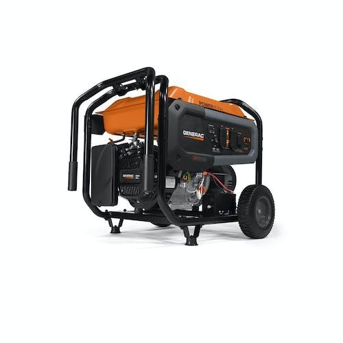 Generac GP Series 3600-Watt OHV Engine Portable Generator