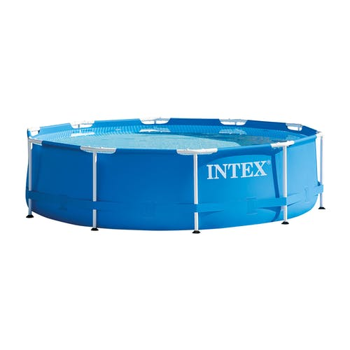 Metal Frame 10ft x 30in Pool with Filter Pump