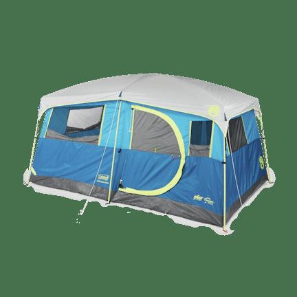 Tenaya Lake 8-Person 13 x 9-Foot Tent w/ WeatherTec