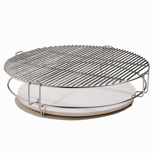 Kamado Joe BJ-FCR Big Joe Adjustable Grill Grate Cooking